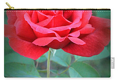 Beautiful Morning Rose  Carry-all Pouch