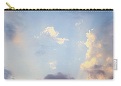 Beautiful Orange Sunset Carry-all Pouch