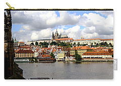 Carry-all Pouch featuring the photograph Beautiful Prague by Ira Shander