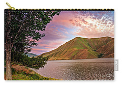 Beautiful Sunrise Carry-all Pouch by Robert Bales