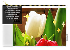 Beautiful Tulip Series 1 Carry-all Pouch