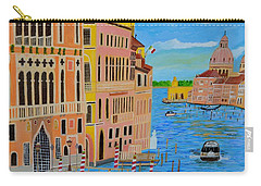 Beautiful Venice Carry-all Pouch