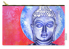 Beautiful You Carry-all Pouch by Julie  Hoyle