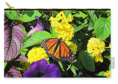 Carry-all Pouch featuring the photograph Beauty All Around by Cynthia Guinn