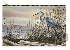 Beauty Along The Shore Carry-all Pouch