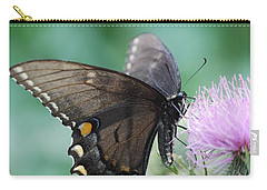 Beauty And Thistle Carry-all Pouch