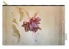 Beauty Fades Softly Framed Carry-all Pouch