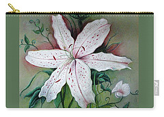 Beauty For Ashes Carry-all Pouch by Hazel Holland