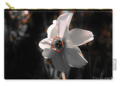 Carry-all Pouch featuring the photograph Beauty In The Woods by Sherman Perry