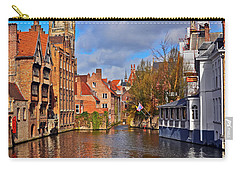 Beauty Of Belgium Carry-all Pouch