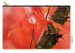 Beauty Of Red Carry-all Pouch