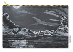 Beauty Of The Night Carry-all Pouch