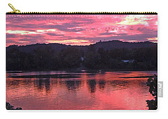 Beauty On The Ohio Carry-all Pouch