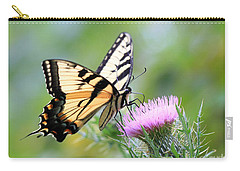 Beauty On Wings Carry-all Pouch