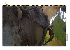 Beauty With Age Carry-all Pouch