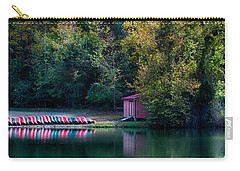 Beavers Bend Reflection Carry-all Pouch