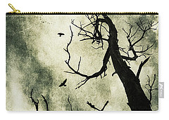 Beckoning Carry-all Pouch by Andrew Paranavitana