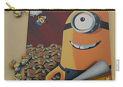 Become A Minion Carry-all Pouch