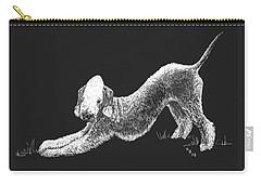 Bedlington Terrier Carry-all Pouch
