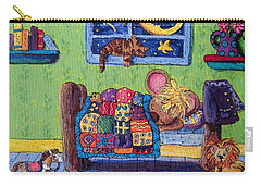 Bedtime Mouse Carry-all Pouch