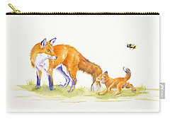Bee-loved Carry-all Pouch