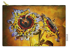 Bees To Honey Carry-all Pouch
