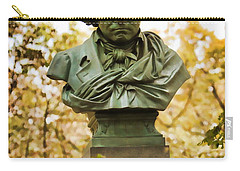 Beethoven In Central Park Carry-all Pouch
