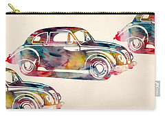 Beetle Car Carry-all Pouch