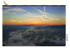 Before Sunrise On The Lilienstein Carry-all Pouch