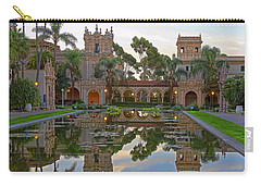 Carry-all Pouch featuring the photograph Before The Crowds by Gary Holmes