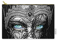 Behind Blue Eyes Carry-all Pouch