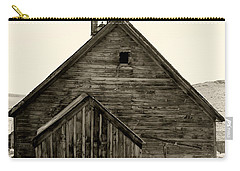 Behind The Steeple By Diana Sainz Carry-all Pouch