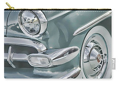 Bel Air Headlight Carry-all Pouch by Victor Montgomery