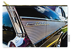 Carry-all Pouch featuring the photograph Bel Air Reflections by Joann Copeland-Paul