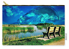Believe In Your Dreams Carry-all Pouch