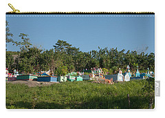 Belize Cemetery Carry-all Pouch