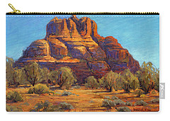 Bell Rock, Sedona Arizona Carry-all Pouch