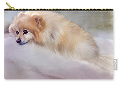 Bella Boo Carry-all Pouch by Colleen Taylor
