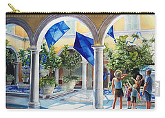 Bellagio Kite Flight Carry-all Pouch