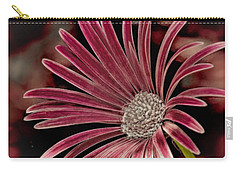 Carry-all Pouch featuring the photograph Belle Of The Ball by Wallaroo Images