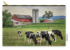 Belleville Cows Carry-all Pouch