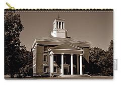 Beloit College Carry-all Pouch by Deena Stoddard
