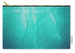 Carry-all Pouch featuring the photograph Beluga Abstract by Nadalyn Larsen