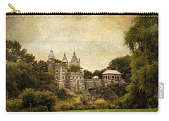 Belvedere Castle Carry-all Pouch by Jessica Jenney