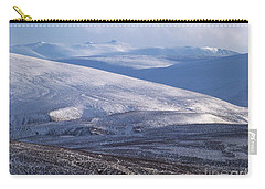 Carry-all Pouch featuring the photograph Ben A'an From The North by Phil Banks