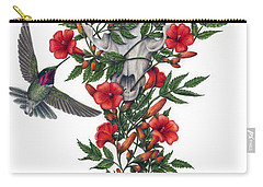 Beneath Summer's Promise Carry-all Pouch by Pat Erickson