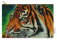 Bengal Carry-all Pouch by Jean Cormier