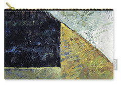 Bent On Abstraction Carry-all Pouch
