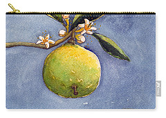 Bergamot Carry-all Pouch by Katherine Miller