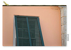 Bermuda Shutters Carry-all Pouch
